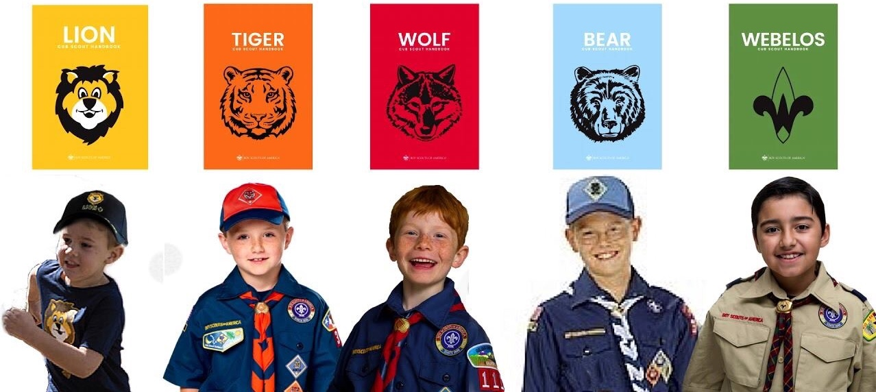 Cub Scouts! Do Your Best!